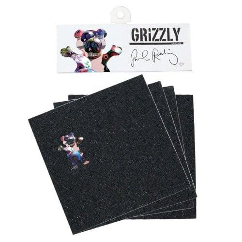 Lija Grizzly: Paul Rodriguez Signature (4 Pre-Cut Square)