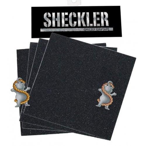 Lija Grizzly: Ryan Sheckler Signature (4 Pre-Cut Square)