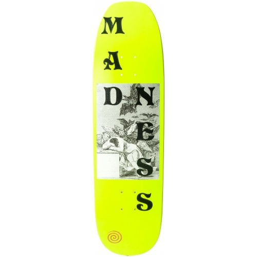 Tabla Madness: Dreams Neon Yellow R7 8.75