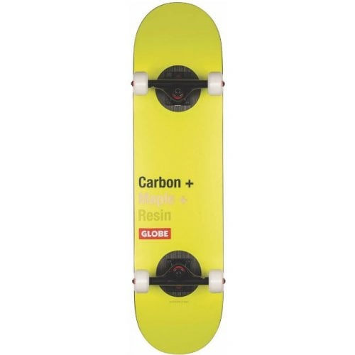 Skate Completo Globe: G3 Bar Impact Toxic Yellow 8.0