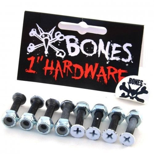 "Tornillos Bones: Hardware Bones Vato 1"""