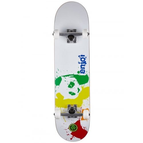Skate Completo Enjoi: Splatter Panda Spectrum First Push 8.125