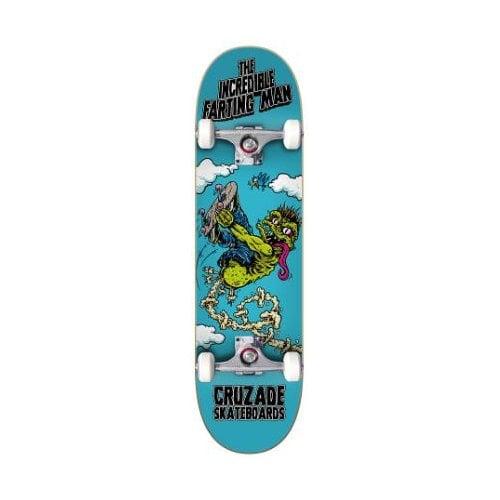 Skate Completo Cruzade: The Incredible Farting Man 8.12