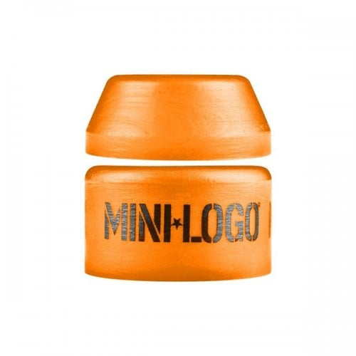 Almohadillas Mini-Logo: Medium Orange 94A