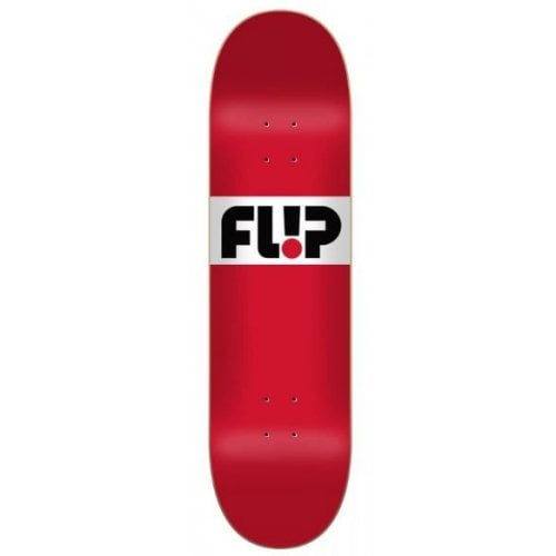 Tabla Flip: Team Capsule Red 8.25