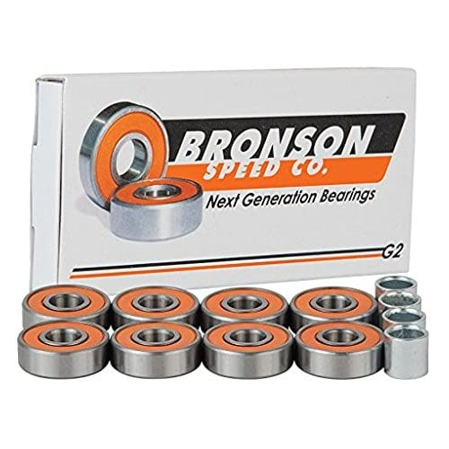 Rodamientos Bronson Speed Co: G2 Bearings Box8
