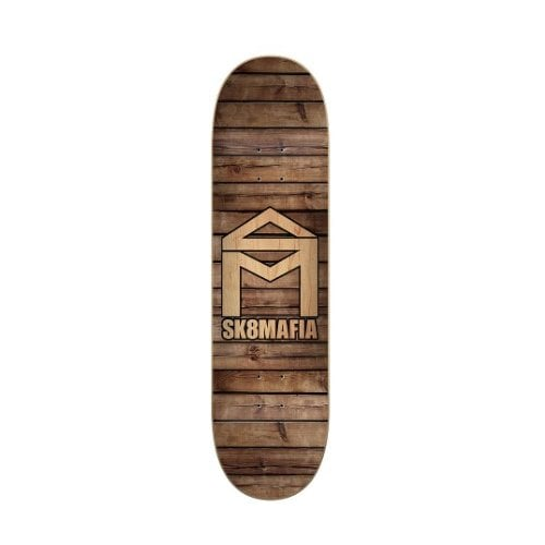 Tabla Sk8Mafia: House Logo Wood 8.25