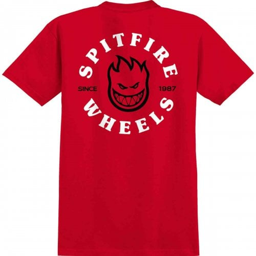 Camiseta Spitfire: Bighead Classic SS RD