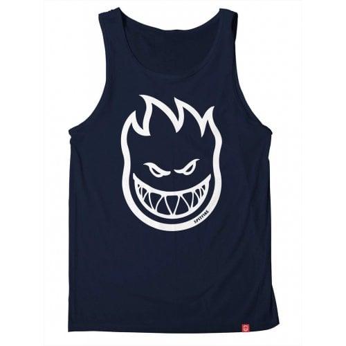 Camiseta sin mangas Spitfire: Bighead Tank top NV