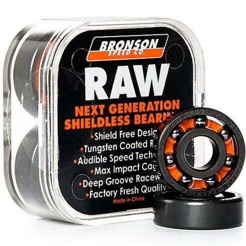 Rodamientos Bronson Speed Co: Raw
