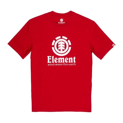 Camiseta Element: Vertical SS Chili Pepper RD
