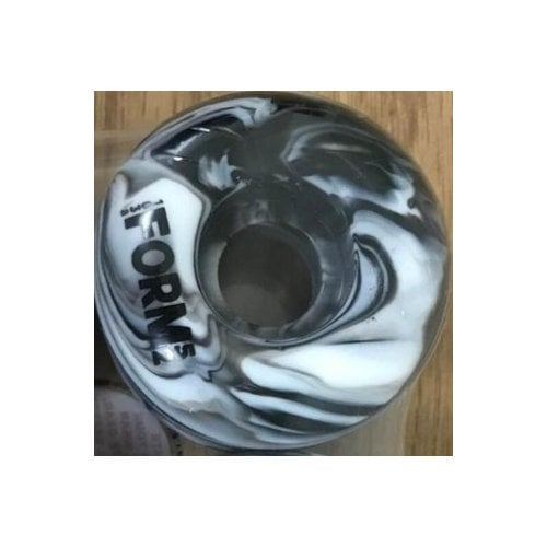 Ruedas Form Solid: Swirl Black White (52mm)