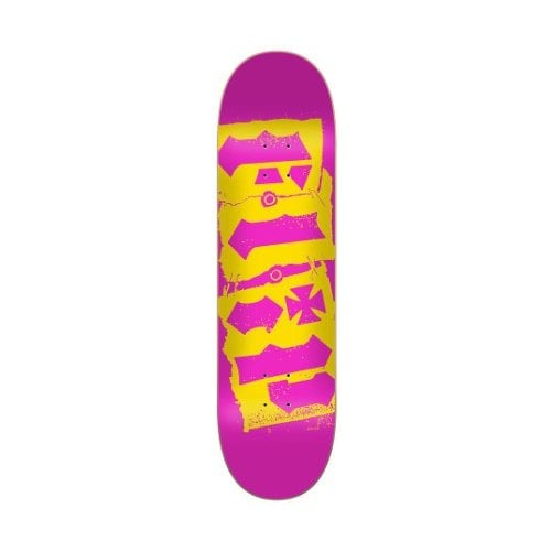 Tabla Flip: Team Destroyer Pink 8.13 x 32.00