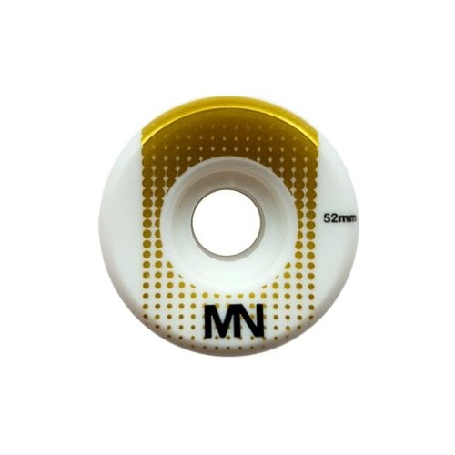 Ruedas Main: 52 Gold Conical (52mm)