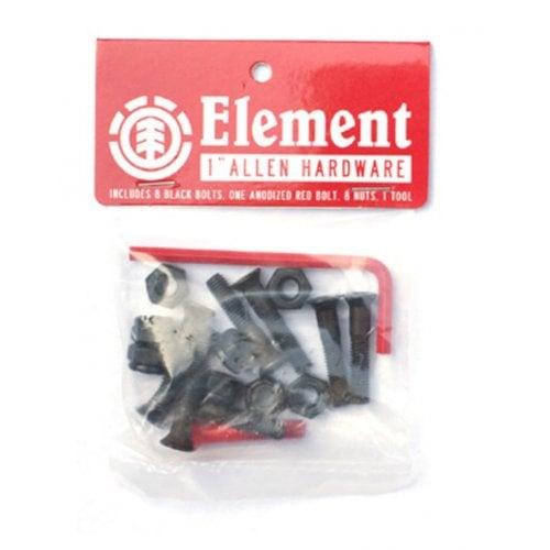 "Tornillos Element: Hardware Allen 1"""