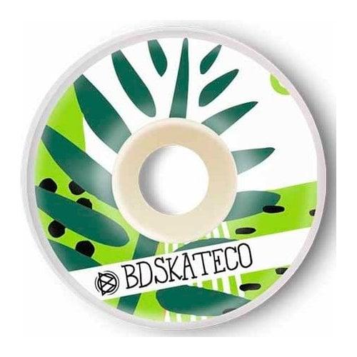Ruedas BDSkateCO: Leaves #1 (52 mm)