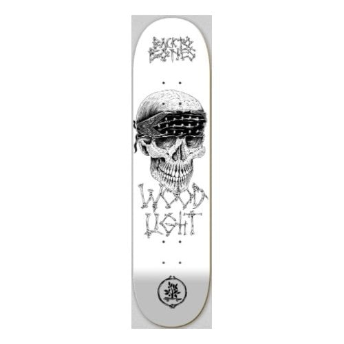 Tabla Wood Light: Back to bones Jordan White 8.125