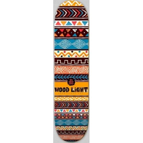 Tabla Wood Light: Aborigal Inca 8.0