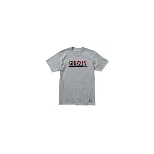 Camiseta Grizzly: Stamp Fadeaway GR