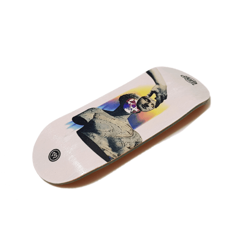 Tabla Fingerboard Imagine: Sculptures Skull 34mm