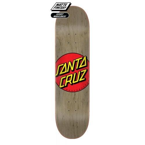 Tabla Santa Cruz Skateboards: Classic Dot 8.375x31.83
