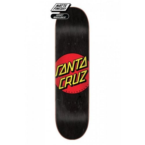 Tabla Santa Cruz Skateboards: Classic Dot 8.25 x 31.83