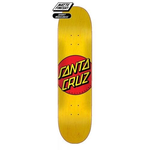 Tabla Santa Cruz Skateboards: Classic Dot 7.75x31.61