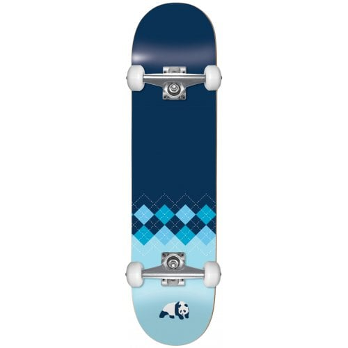 Skate Completo Enjoi: Argyle FP blue 7.625x31.3