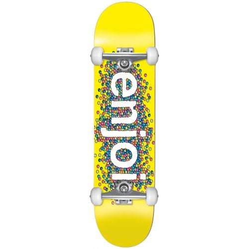 Skate Completo Enjoi: Candy Coated Yellow FP 8.25x32