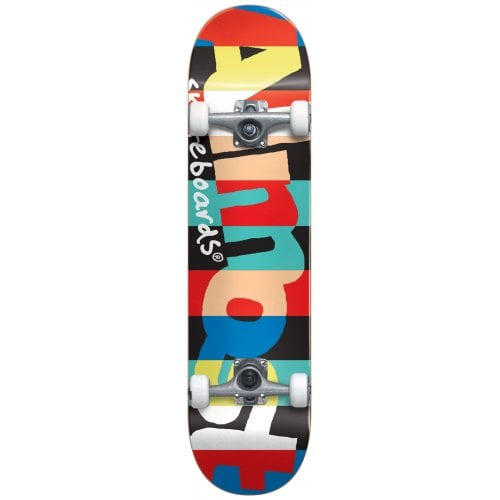 Skate Completo Almost: Rugby Resin Yth Premium 7.375x31.2