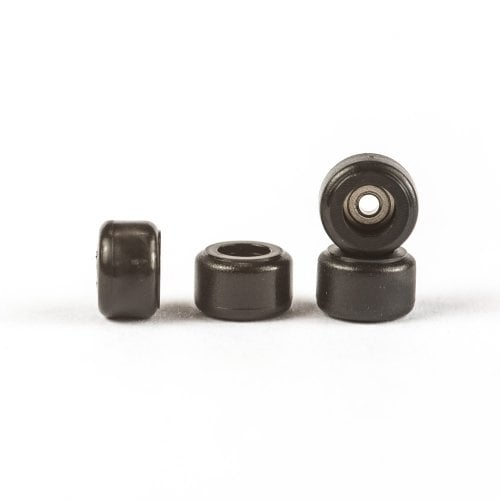 Ruedas Fingerboards Bollie: Bearing Wheels Black