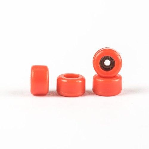 Ruedas Fingerboards Bollie: Bearing Wheels Red