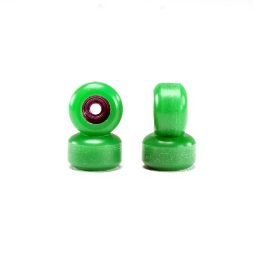 Ruedas Fingerboards Bollie: Pro Wheels Green