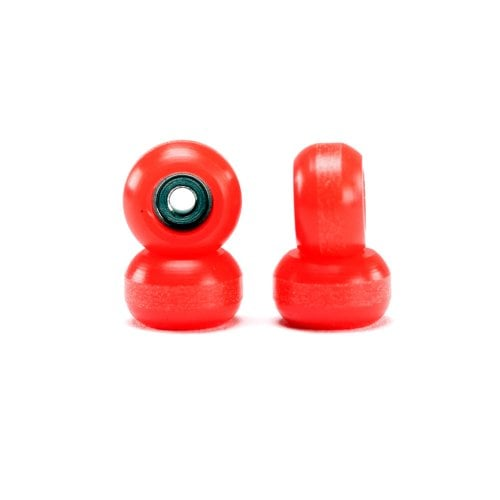 Ruedas Fingerboards Bollie: Pro Wheels Red