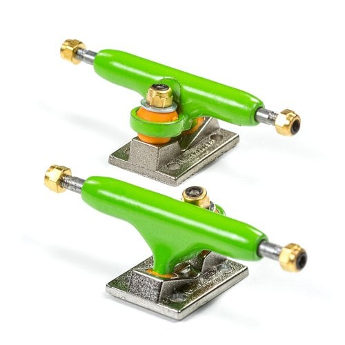 Ejes Fingerboards Blackriver: Trucks 2.0 Mean Green 29