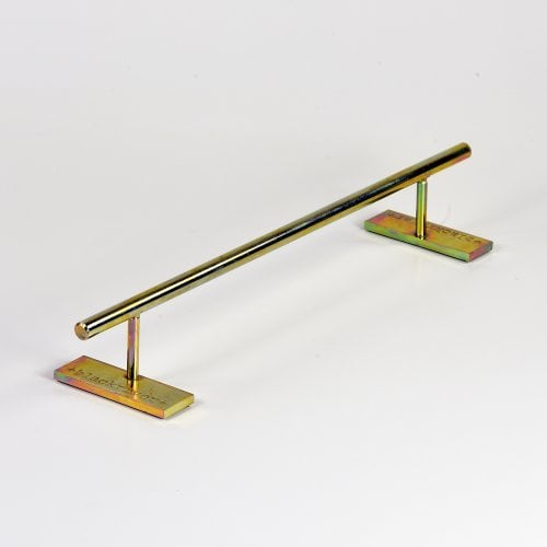 Blackriver Ramps: Ironrail Round LOW Gold