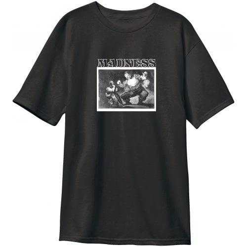 Camiseta Madness: Disturbed Premium S/S Tee Vintage Black