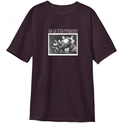 Camiseta Madness: Disturbed Premium S/S Tee Wine