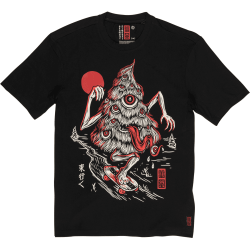 Camiseta Element: Tree Ghost BK