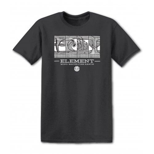 Camiseta Element: WWFE Front SS BK