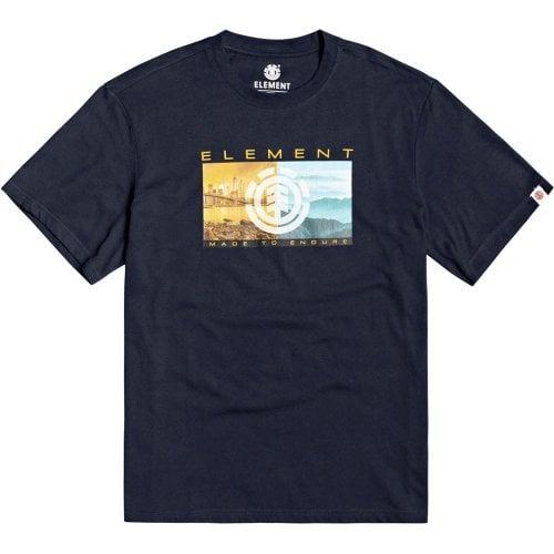 Camiseta Element: Sentinel SS BK