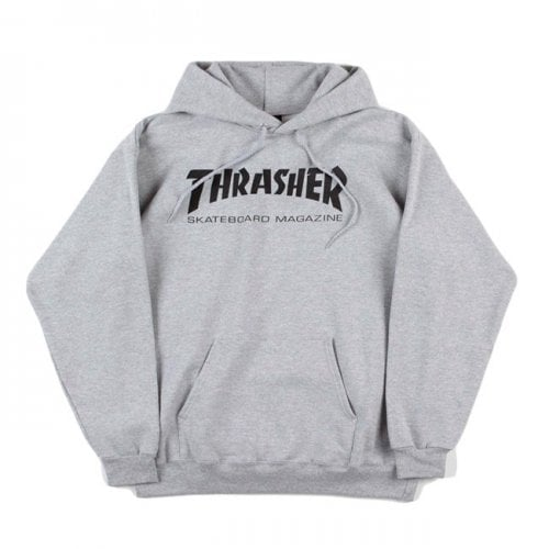 Sudadera Thrasher: Skate Mag Hood GR