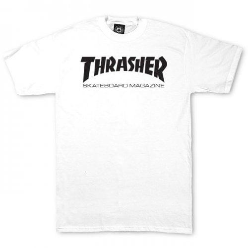 Camiseta Thrasher: Skate Mag WH