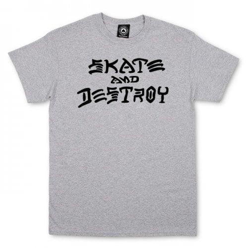 Camiseta Thrasher: Skate and Destroy GR