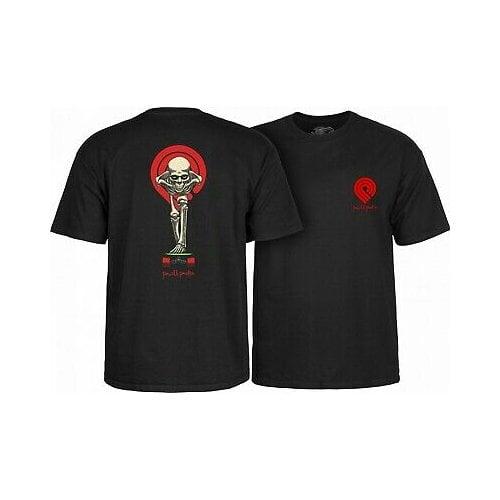 Camiseta Powell Peralta: Tucking Skeleton Black