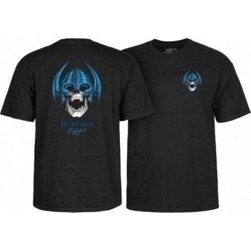 Camiseta Powell Peralta: Welinder Nordic Skull Black
