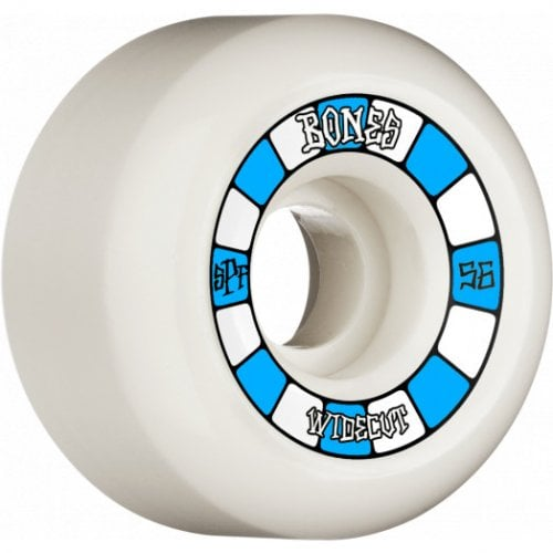 Ruedas Bones: Wide-Cut P6 SPF 84B (56mm)