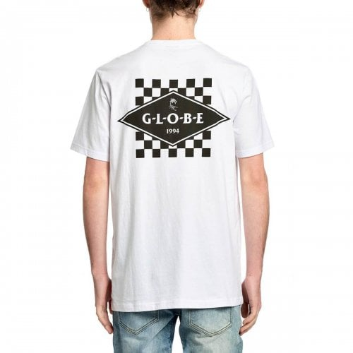 Camiseta Globe: Check Out WH