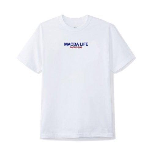 Camiseta Macba Life: Two Tones WH