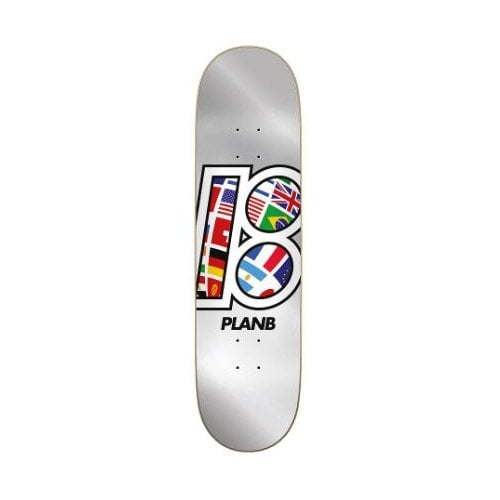 Tabla PlanB: Team Global 8.5x32.125